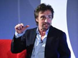 richard hammond seen for first time since crash