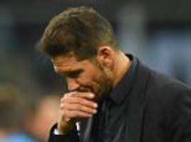 Atletico Madrid will use pain against Leicester - Simeone