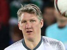 Man Utd star Bastian Schweinsteiger joins Chicago Fire