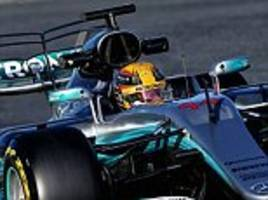 Who can stop Lewis Hamilton and Mercedes in 2017 F1?