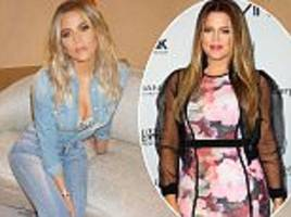 Khloe Kardashian reveals she avoided denim for years