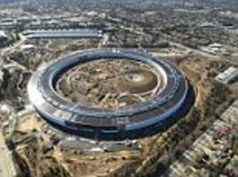 Apple's A1844 patent: A smart door lock for Apple Campus 2