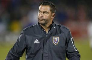 real salt lake fires manager jeff cassar three games into mls season
