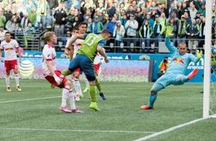 seattle sounders fc vs. new york red bulls | 2017 mls highlights