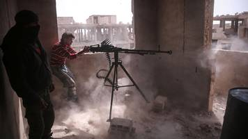 Syria conflict: Rebels launch fresh Damascus assault