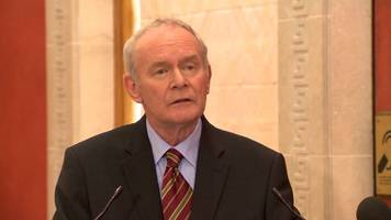 Martin McGuinness, from paramilitary to politician