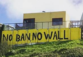 New Cali Law Requires Pensions To Sell Companies Building Trump's Wall Of Shame