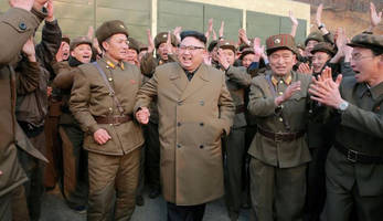 north korea threatens us with first-strike nuclear icbm