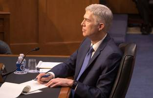Watch Live: Gorsuch Takes The Stand As Republican Threat Of Nuclear Option Looms