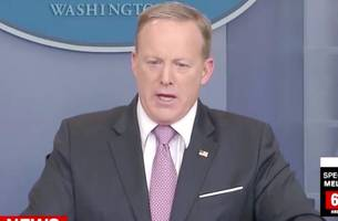 NYT Reports Sean Spicer Has Said Trump Tweets Make His Job Harder, Spicer Responds