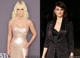 'american crime story' finds its donatella versace in penelope cruz