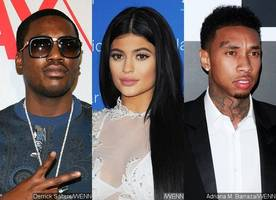 better in bed? meek mill ready to steal kylie jenner away from tyga