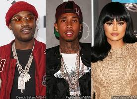 meek mill plans to 'obliterate' tyga on a diss track to get kylie jenner's attention
