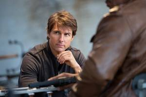tom cruise spent a year training for a sequence in 'mission: impossible 6'