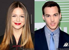 Melissa Benoist Dating 'Supergirl' Co-Star Chris Wood, Spotted Walking Their Dogs Together