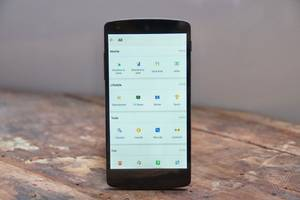 Google is adding an app launcher to its mobile app