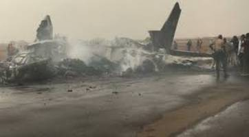 37 people survive passenger jet crash-landed in south sudan