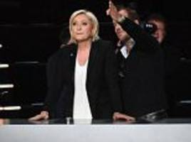 Is Marine Le Pen actually miles ahead in French polls?