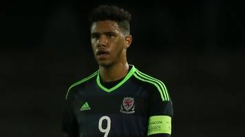 tyler roberts: 'i'm proud to say i play for wales'
