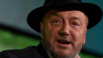 george galloway to stand in manchester gorton by-election