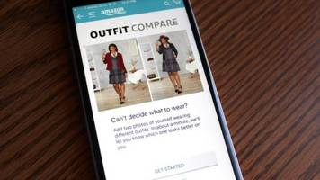 Amazon's 'Outfit Compare' Helps Style Prime Members