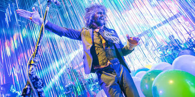 The Flaming Lips Announce New Album <i>Onboard the International Space Station Concert for Peace</i>