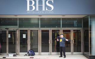 sir philip green in line for £15m refund from his bhs pension contribution