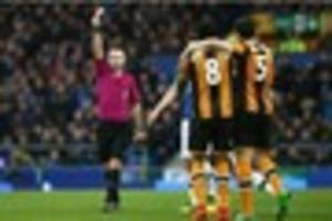 Hull City to appeal Tom Huddlestone's red card against Everton