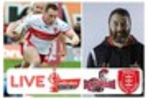 LIVE Challenge Cup reaction – Paul Cooke's verdict as Hull...