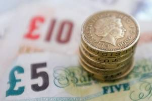 you could be in line for a pay rise in april - and here's why