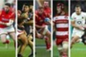 Best Hartpury College rugby products: Rate the best forwards