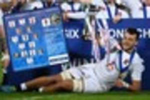 The amazing stats that made Bath Rugby's Zach Mercer best in the...