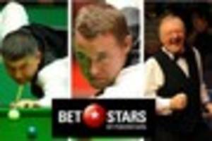 Win FRONT ROW tickets to the 2017 World Seniors Snooker FINAL in...