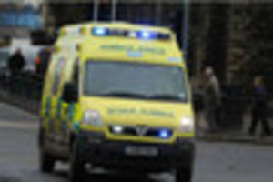 Man taken ill at the wheel of his car dies in hospital