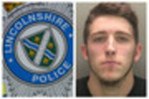 manhunt for burglary defendant who failed to turn up at court