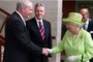 Tributes paid to former Sinn Fein deputy first minister Martin...