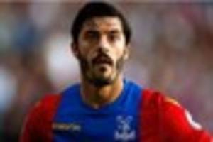 clean sheets are key for crystal palace defender as training...