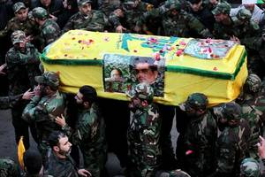 Israel Says Hezbollah Killed Its Own Commander