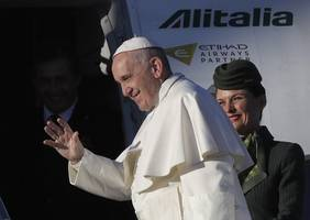Pope Francis asks for forgiveness over Church's 'sins' in Rwanda genocide