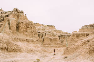 This is the coolest trail in Badlands National Park
