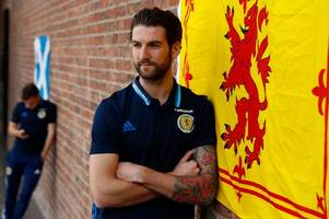 former celtic ace charlie mulgrew: fighting for my life in english championship has made me a better player