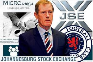Rangers chairman Dave King's South African company fined £64,000 for stock exchange breach