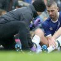 everton to continue to monitor schneiderlin after he suffered minor calf injury