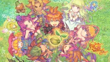 Square Enix releasing Mana collection for Nintendo Switch