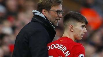 Chris Coleman did not call me about Ben Woodburn, says Jurgen Klopp