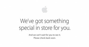 Apple Store Goes Down, As Apple Prepares to Introduce New Products