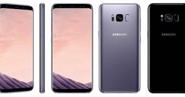 Samsung Galaxy S8 Revealed in Two Color Options and Official Teaser