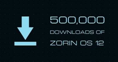Zorin OS 12 Downloaded over Half a Million Times, 60% Are Windows and Mac Users