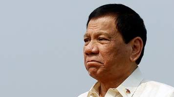 duterte backtracks on gay marriage in philippines