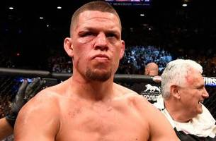 Nate Diaz blasts UFC president Dana White over recent comments